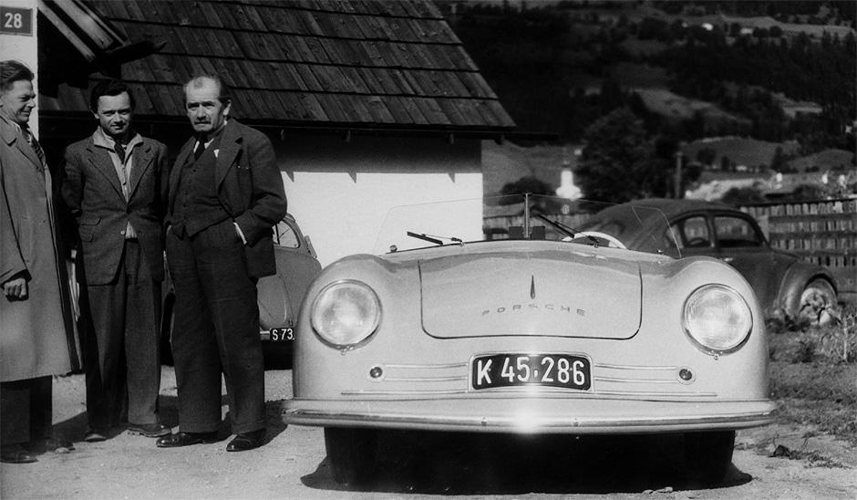 1948 356 No1 © Porsche AG